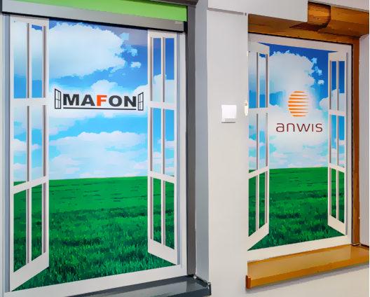 Automatyka do bram i okien