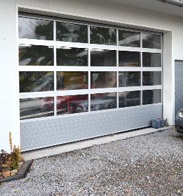 Okna kraśnik, bramy garażowe
